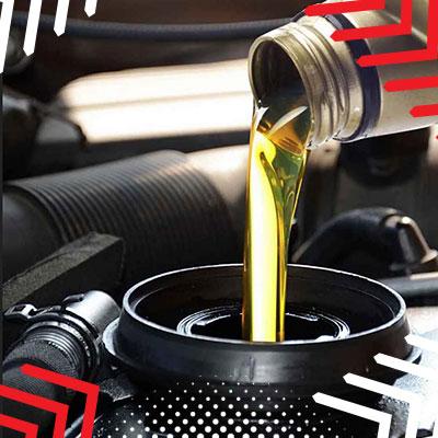 wymiana olejów